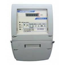 Электросчетчик ЦЭ6804-U/1 220В 5-120А 3ф.4пр. МШ35И