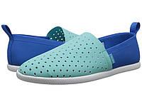 Кроссовки/Кеды (Оригинал) Native Shoes Venice Cabo Blue/Barracuda Blue/Shell White