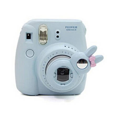 Close Up Объектив Автопортретное зеркало для Fujifilm Instax Mini 8 7S Мгновенный фильм камера Lovely Rabbit, фото 2