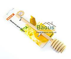 Ложка деревянная (палочка) для меда 16см Empire EM-9630