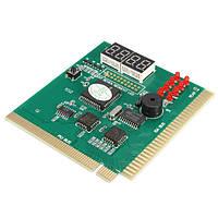 Диагностики PCI 4-значный анализатор карты ПК материнская плата пост контрольно-измерительный прибор тестер ноутбук