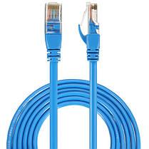 Cat6 1000Mbps Fast Ethernet передача по сети LAN кабель RJ45 5м, фото 2