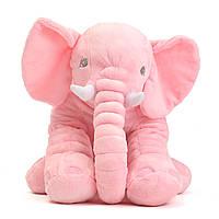 45x23x53 см розовый большой слон подушки подушки ребенка плюшевые игрушки чучела животных подарок малышей