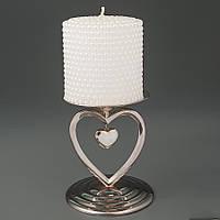 """Подсвечник """"Сердце"""", подсвечники для свадебных свечей"""