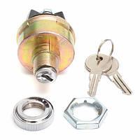 Универсальный замок зажигания цилиндр замка+2 ключа ks6180 US14 un148 cs7 UL3 s11