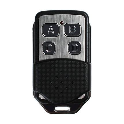 Livolo VL-RT02 ВЧ-мини 4 клавиши пульта дистанционного управления Переключатель стены дома сенсорный свет, фото 2
