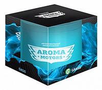 Ароматизатор гелевый «Aroma Motors» OASIS в блистерной упаковке (круглый) 100мл