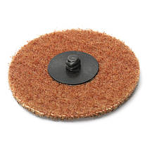 50 штук 3 дюйма 75мм рулон замок шлифовальной диск установлен наждачной бумагой грубые диски, фото 3