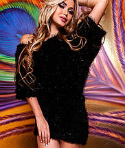 Женское платье-туника из ткани травка (Касити jd), фото 3