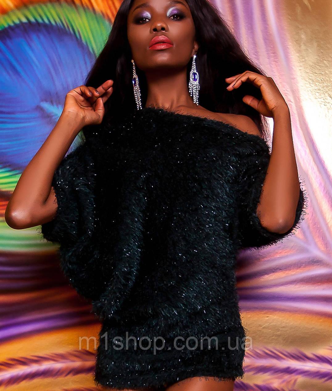 Женское платье-туника из ткани травка (Касити jd)