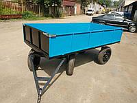 Прицеп тракторный 2,5х1,25 без колес, фото 1