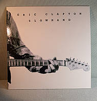 CD диск Eric Clapton - Slowhand