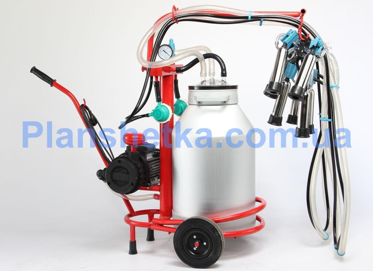 Доильный аппарат для коров Березка-2 1500