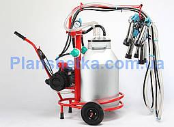 Доїльний апарат для корів Берізка-2 1500