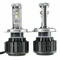 3 40w 7200lm 8В-48В LED фара H9005 9006 H8/H7 параH11 H4 H11