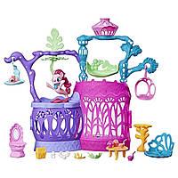 Замок Мерцание Пинки Пай My Little Pony The Movie Seashell Lagoon Playset