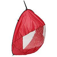 42 Downwind Wind Paddle Popup Kayak Canoe Wind Sail Kayak Аксессуары Портативный красный