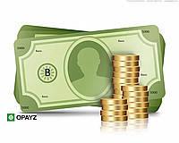 Начисление премиальных для владельцев бон Opayz