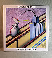 CD диск Black Sabbath - Technical Ecstasy, фото 1