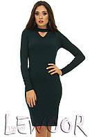 Облегающее платье-футляр с чекером, фото 1
