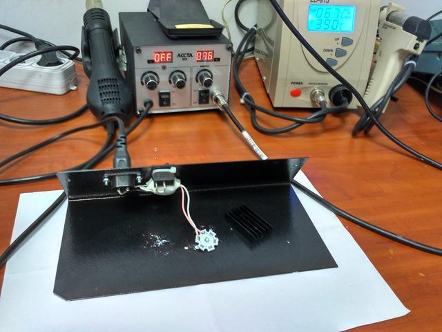 Ремонт детектора