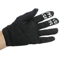 Сенсорный экран полный ветрозащитные против скольжения пальцев перчатки для верховой езды лазания, фото 3
