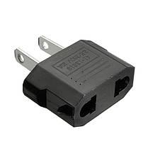 10 шт ес к нам зарядное устройство адаптер электрической розетке штекер питания преобразователя, фото 2