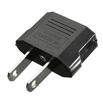 10 шт ес к нам зарядное устройство адаптер электрической розетке штекер питания преобразователя, фото 3