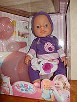 Кукла-пупс Baby Born, Оригинал, 10 функций. 8006-14-3