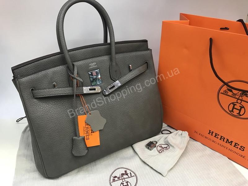 Кожаная брендовая сумка Hermes lux 1432 - купить по лучшей цене в ... e327081fac9