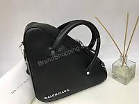 ХИТ! Стильная сумка из натуральной кожи Balenciaga 1546, фото 1