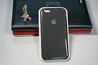 Чехол (накладка) Apple iPhone 6/6s, Original Silicon Case цвет Black (черный)