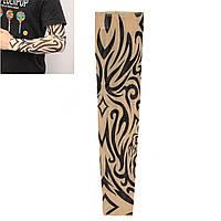 1шт татуировки рукава рука чулок нейлон спандекс эластична временный
