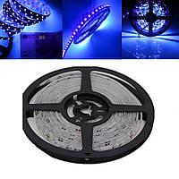 5м СМД 3528 Ультрафиолетовое UV водонепроницаемый фиолетовый 300 LED гибкие ленты полосы света деньги обнаружение DC12V