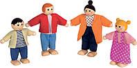 JANOD - Набор кукол для домика