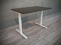 Эргономичный компьютерный стол Ultra CLASSIC регулируемый по высоте для работы стоя-сидя с двумя моторами