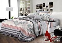 Комплект постельного белья R1350 семейный (TAG(sem)-414)