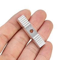 2gt ремень газораспределения алюминий фиксированный часть статора для синхронного 3D-принтер