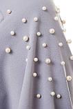 Шикарное платье в пол Вивьен жемчуг, фото 6