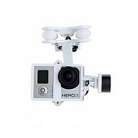 Walkera G-2D Бесколлекторный Gimbal Для iLook/GoPro Hero 3 камера по Walkera QR X350 Pro РУ Квадрокоптер Запасные части