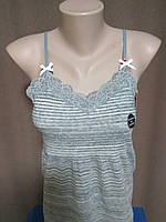 Женская ночная сорочка (ночнушка)