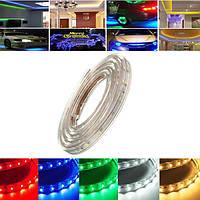 3m 10.5W водонепроницаемая IP67 SMD 3528 180 LED полосы веревку свет рождественской вечеринки на открытом воздухе AC 220V