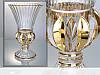 Ваза Same Decorasione Золотой декор 35 см 103-148