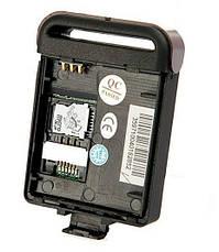 Персональный GPS трекер TK102B, GSM GPRS универсальный автономный маяк с кнопкой SOS  NEW, фото 2