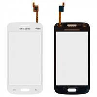 Сенсор (тачскрин) для Samsung G350 E Galaxy Star 2 Plus белый Оригинал