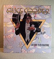 CD диск Alice Cooper - Welcome to My Nightmare