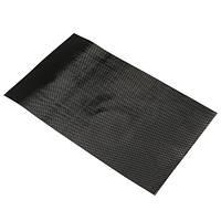 300x500x0.3mm углеродного волокна пластины панели листа gloosy поверхность 3k полотняного переплетения