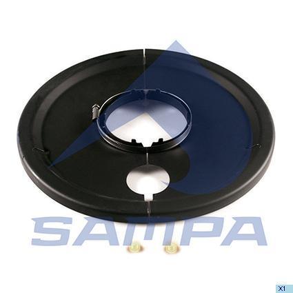 075.574 | Пильник барабана гальмівного (в-во SAMPA)