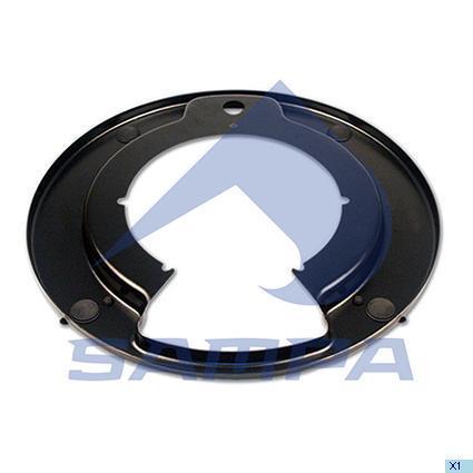 030.214 | Пильник барабана гальмівного (в-во SAMPA)