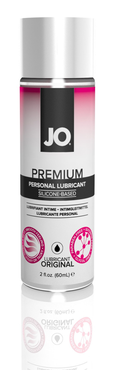 Лубрикант на силиконовой основе System JO FOR WOMEN PREMIUM - ORIGINAL (60 мл)